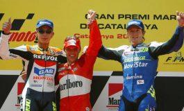 15 giugno 2003: Capirossi e la Ducati entrano nella storia