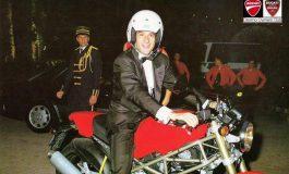 Le moto dei Castiglioni (Ducati ed MV Agusta) dedicate ad Ayrton Senna