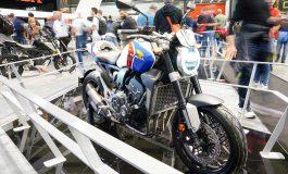 Nuova Honda CB1000R+ Limited Edition