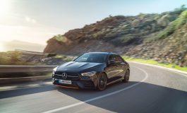 Nuovo Mercedes-Benz CLA Coupé: trasgressione sportiva