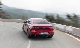 Peugeot 508 un grande piacere di guida