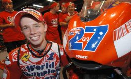 23 settembre 2007, Stoner e la Ducati sulla vetta del mondo