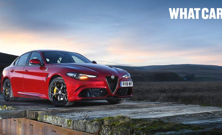 """I modelli Quadrifoglio Alfa Romeo premiati Car of the Year 2019 dalla rivista """"What Car?"""""""