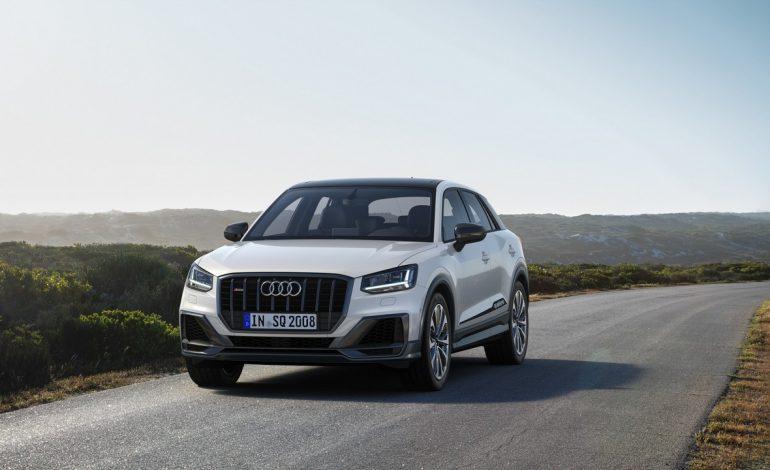 Audi SQ2, si aprono gli ordini della sportiva #untaggable da 300 CV