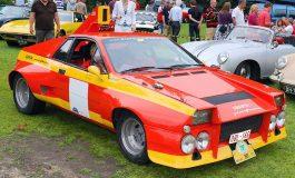 Le versioni da competizione della Lancia Beta Montecarlo