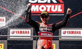 WorldSBK - Alvaro Bautista e la Ducati Panigale V4 R entrano nella storia del Mondiale Superbike