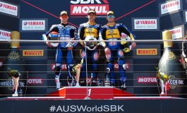 WorldSSP - Randy Krummenacher vince il primo appuntamento di Phillip Island