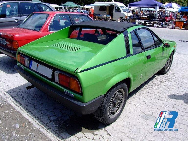 Lancia Beta Montecarlo - Italiaonroad