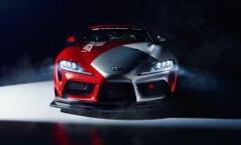 Toyota GR Supra GT4 al Salone di Ginevra 2019