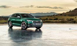 Audi SQ5 TDI: si aprono gli ordini della versione Diesel high performance del SUV dei quattro anelli