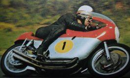 Hailwood e il suo  rapporto privilegiato con le moto italiane