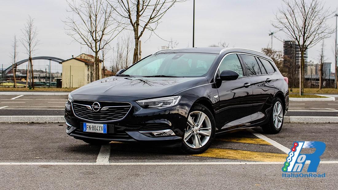 Schemi Elettrici Opel Insignia : Prova opel insignia comfort e lusso al giusto prezzo