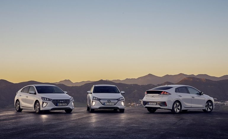 Nuova Hyundai IONIQ: un concentrato di tecnologia, connettività ed efficienza