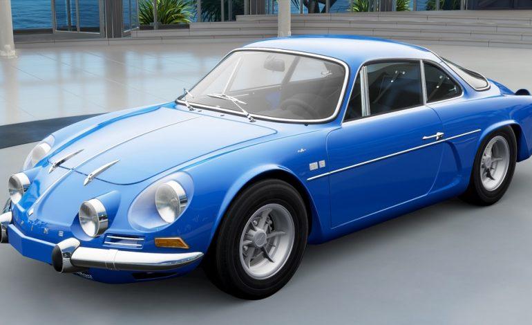 La leggendaria Alpine-Renault A110