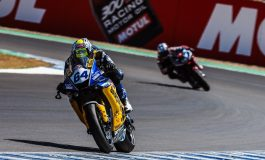 WorldSSP - Caricasulo si impone a Jerez ma Krummenacher resta leader in campionato