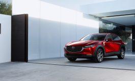 Mazda CX-30: anteprima nazionale al Salone dell'Auto di Torino Parco Valentino