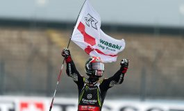 WorldSBK - A Misano Jonathan Rea vola sul bagnato e domina Gara1