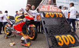 19 maggio 2019, al Gran Premio di Francia l'Honda raggiunge il prestigioso traguardo delle 300 vittorie nella top class del Motomondiale