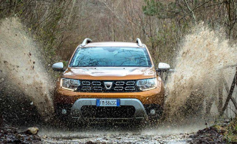 Dacia Duster sempre più SUV: in arrivo il 4×4 anche sul motore 1.3 TCe FAP
