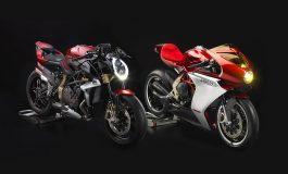 MV Agusta: Brutale 1000 Serie Oro e Superveloce 800 Serie Oro. Sono già in Sold-out