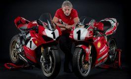 Panigale V4 25°Anniversario 916: il tributo Ducati alla moto che ha cambiato la storia delle Superbike