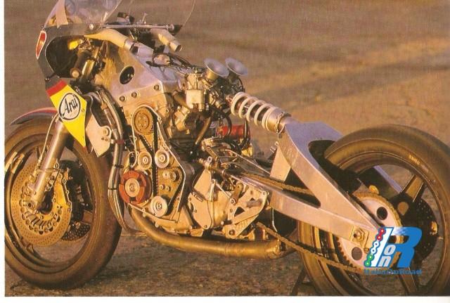 La Quantel Cosworth: dal fallimento Norton al trionfo di Daytona