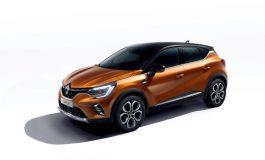 Nuovo Renault CAPTUR al Salone Internazionale dell'Auto di Francoforte