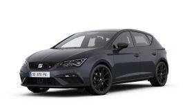 SEAT Leon Black Edition: emblema di design e sportività