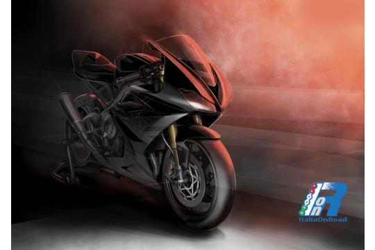 Nuova Daytona Moto2 765 Limited Edition