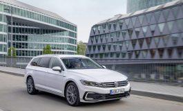 Nuova Passat GTE, ora con più autonomia elettrica