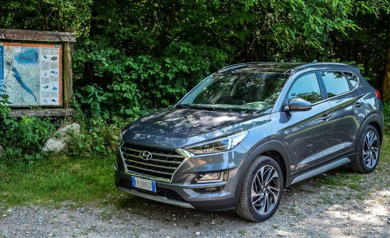 Prova Hyundai Tucson: Un SUV di successo