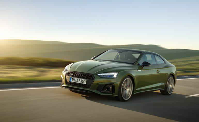 Nuova Audi A5, nuovo fascino sportivo