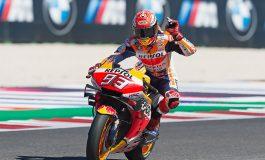MotoGP - Marc Marquez conquista Misano. Valentino Rossi quarto