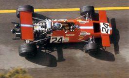 La DeTomaso in Formula 1