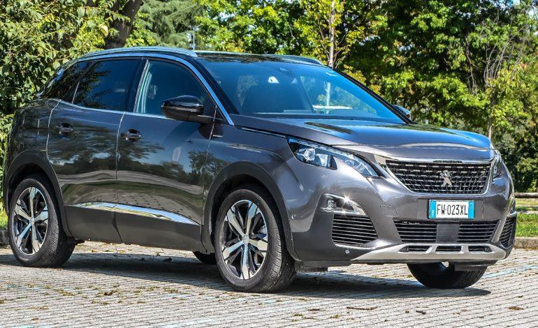 Prova Peugeot 3008 – Motore 1.2 Turbo Benzina da 130 CV