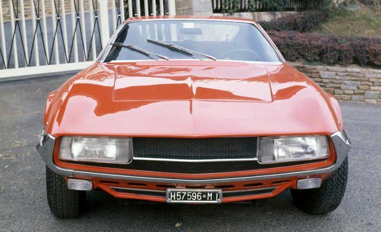 Le GT dei favolosi anni '60: la LMX Sirex