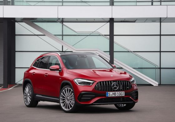 Nuovo Mercedes-AMG GLA 35 4MATIC