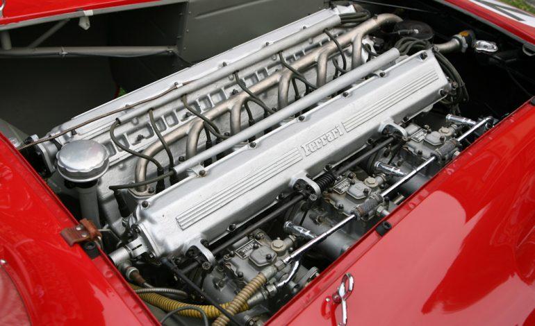 I Motori Ferrari 6 cilindri in linea