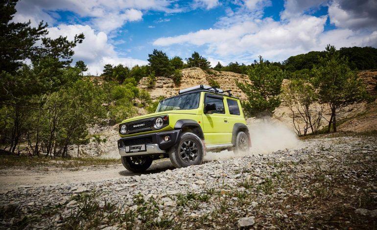 Suzuki JIMNY: i dettagli fanno la differenza