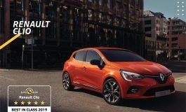 Nuova Renault Clio la city car più sicura del mercato secondo EURO NCAP
