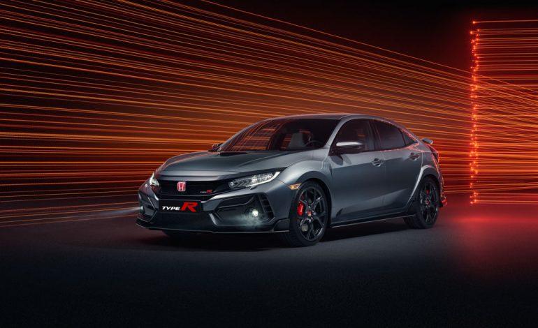 Honda Civic Type R con due nuove versioni: Limited Edition e Sport Line