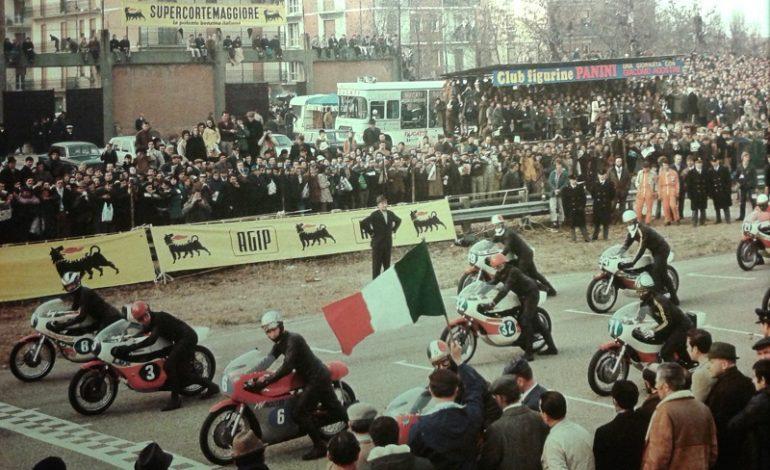 Quando l'Italia apriva la stagione internazionale di motociclismo