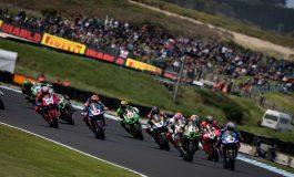 WorldSBK - Superbike show in Australia. Tre vincitori diversi in tre gare