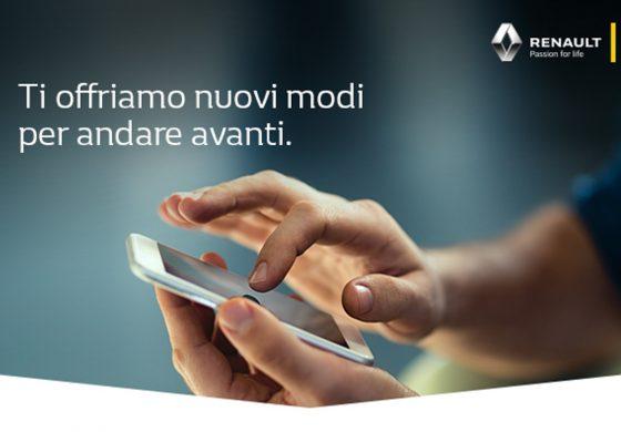 La rete Renault Italia ancora più vicina ai suoi clienti: progetto Sophus3 Video Live Chat
