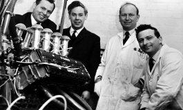 Il leggendario motore Cosworth DFV