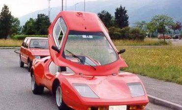 La Puma GTV, icona fra le kit car italiane