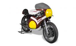 La Suzuki TR500 da Gran Premio