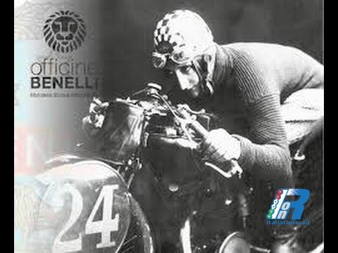La breve storia di Tonino Benelli