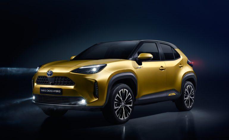 Toyota svela il nuovo suv compatto Yaris Cross
