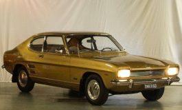 Ford Capri, la Mustang Europea